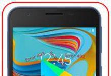 Samsung Galaxy A2 Core Google Play Store hataları
