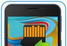 Samsung Galaxy A2 Core uygulamaları SD kartına taşıma