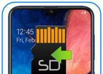 Samsung Galaxy A20 uygulamaları SD kartına taşıma