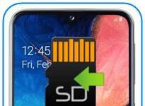 Samsung Galaxy A20e uygulamaları SD kartına taşıma