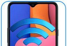 Samsung Galaxy A20s ağ ayarları
