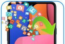 Samsung Galaxy A20s veri yedekleme