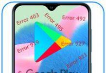 Samsung Galaxy A30s Google Play hataları