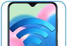 Samsung Galaxy A30s ağ ayarları