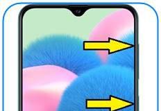 Samsung Galaxy A30s format