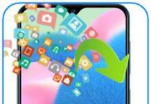 Samsung Galaxy A30s veri yedekleme