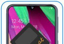Samsung Galaxy A40 SD kart biçimlendirme