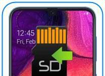 Samsung Galaxy A50 uygulamaları SD kartına taşıma
