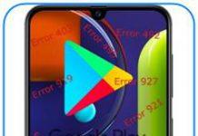 Samsung Galaxy A50s Google Play hataları