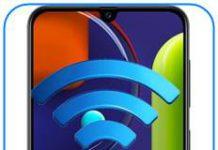 Samsung Galaxy A50s ağ ayarları