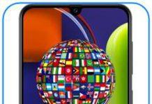 Samsung Galaxy A50s dil değiştirme