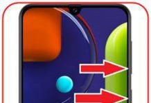 Samsung Galaxy A50s ekran görüntüsü