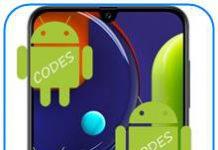 Samsung Galaxy A50s kodlar