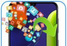 Samsung Galaxy A50s veri yedekleme