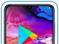 Samsung Galaxy A70 Google Play hataları