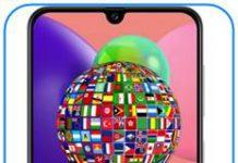 Samsung Galaxy A70s dil değiştirme