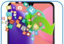 Samsung Galaxy A70s veri yedekleme