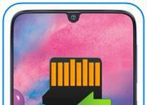 Samsung Galaxy M30 uygulamaları SD kartına taşıma