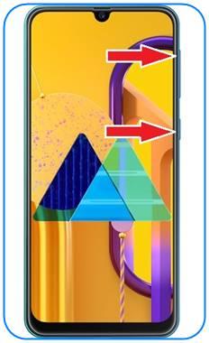 Samsung Galaxy M30s format