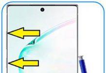 Samsung Galaxy Note 10 Plus format