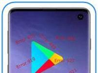 Samsung Galaxy S10 Google Play hataları