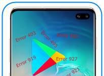 Samsung Galaxy S10 Plus Google Play hataları