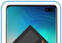 Samsung Galaxy S10 Plus SD kart biçimlendirme