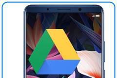 Huawei Mate 10 Pro dosyaları Google Drive'a yedekleme