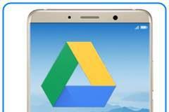 Huawei Mate 10 dosyaları Google Drive'a yedekleme