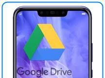 Huawei Nova 3 dosyaları Google Drive'a yedekleme