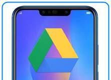 Huawei Nova 3i dosyaları Google Drive'a yedekleme