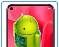 Huawei Nova 4 güncelleme