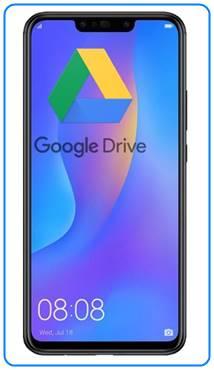 Huawei P Smart Plus dosyaları Google Drive'a yedekleme