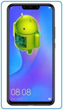 Huawei P Smart Plus güncelleme