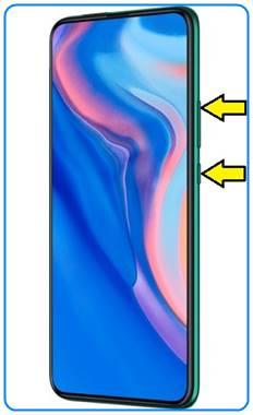 Huawei P Smart Z format