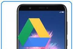 Huawei P Smart dosyaları Google Drive'a yedekleme