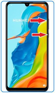 Huawei P30 Lite format