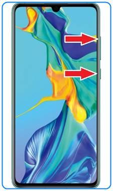 Huawei P30 format