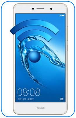 Huawei Y7 Prime hotspot