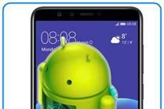 Huawei Y9 2018 güncelleme