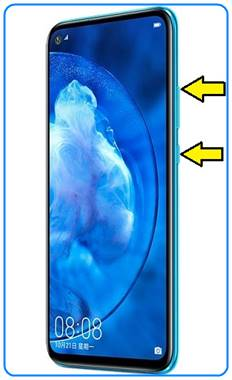 Huawei Nova 5z format