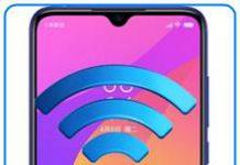 Xiaomi Mi 9 Lite hotspot