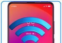 Xiaomi Mi 9T hotspot