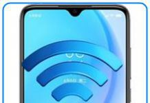 Xiaomi Mi CC9 hotspot