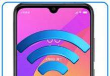 Xiaomi Mi CC9e hotspot