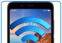 Xiaomi Redmi 7A hotspot
