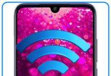 Xiaomi Redmi Y3 hotspot