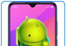 Xiaomi Mi 9 Lite Android sürümü