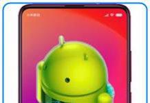 Xiaomi Mi 9T Android sürümü
