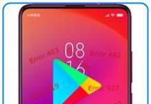Xiaomi Mi 9T Google Play hataları